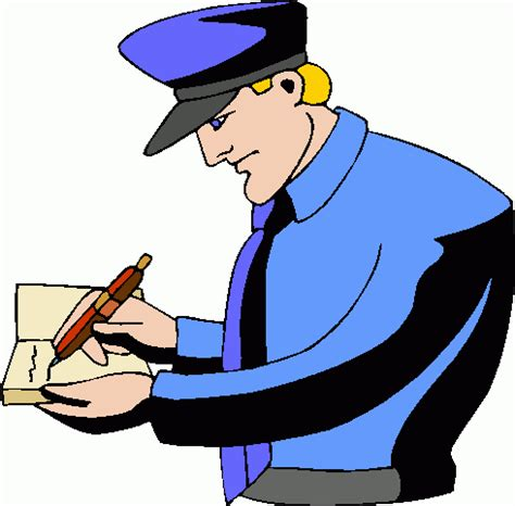 How to write a detective report